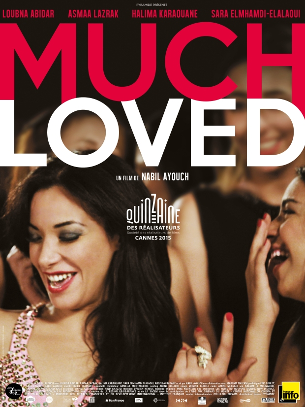 Much Loved Affiche 120x160 HD